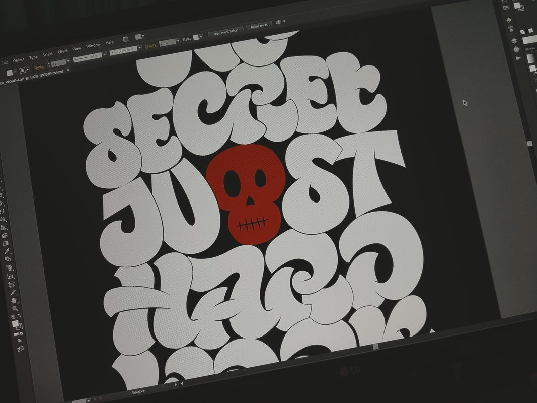 No Secret Just Hard Work - Behind the Scene 1